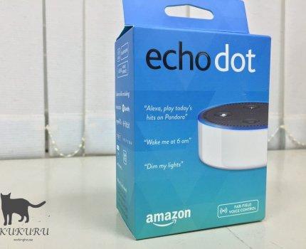 智慧音箱| Echo Dot | Amazon 智能聲控助理來囉!