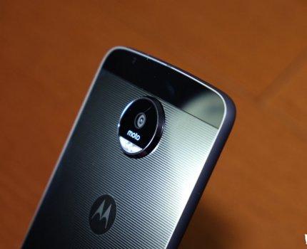 【Moto 手機開箱】 Moto Z 投影/喇叭雙模組快速開箱