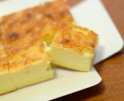 【甜點開箱】Say Cheese!~濃郁的 亞尼克起司磚