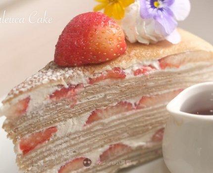 蔬桌草莓季開始囉!嚴選手作草莓甜點新鮮上架!