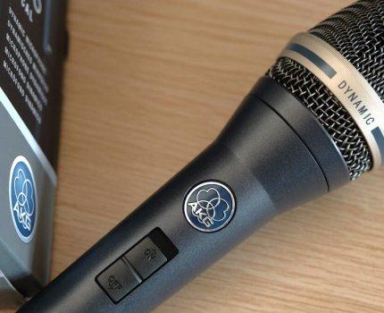 【 AKG麥克風 開箱】D7s 清亮好聲音 人聲麥克風 KTV 主場