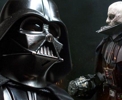 【星際大戰專題】Darth Vader 黑武士 達斯維達歷史