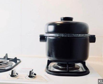【好用 陶鍋 】耐火蒸煮鍋 x 韓國大醬湯 料理現場 –  點睛設計 紅點設計大獎
