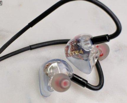morear|四單體客製耳機|me4 公模試聽