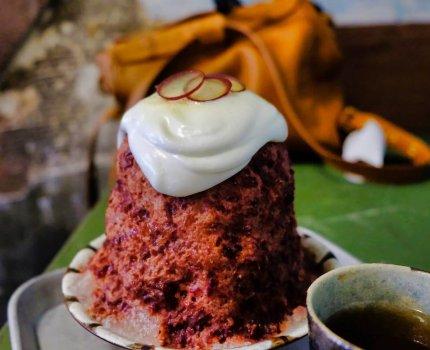 kokoni café 台南·美食 巷弄內的文青冰果室,老屋創意剉冰