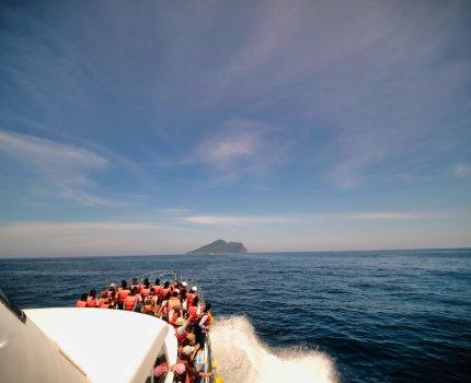 龜山島|宜蘭·烏石港|登島·環島·觀賞海豚半日遊