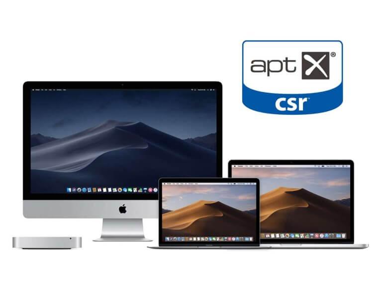 Mac aptX