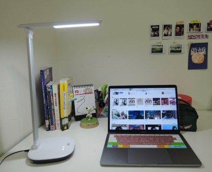 【桌燈開箱】3M 58°  博視燈 LD3000 除眩光 更明亮 不傷眼的閱讀好幫手