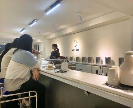 ALTDIF|韓國·首爾|品茶美學,弘大角落的茶藝體驗館