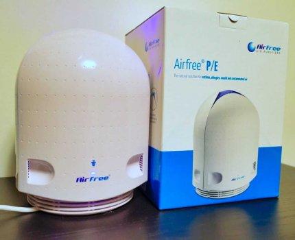 AirFree P60|居家空氣清淨|濾淨機已經不夠看了,現在空氣殺菌更流行