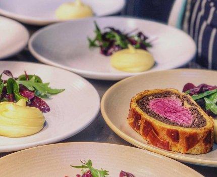威靈頓牛排|英國美食|Heddon Street Kitchen 訂位全攻略,威靈頓牛排取經