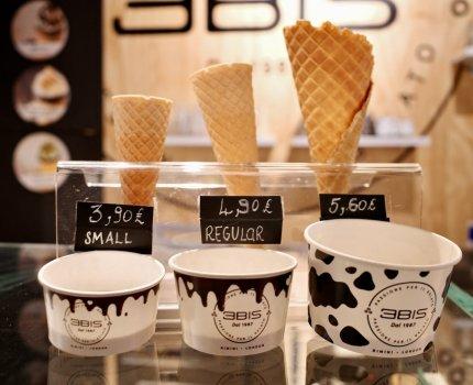義式甜點|3BIS Protobello| 英國 Protobello 市集,3BIS 手工冰淇淋