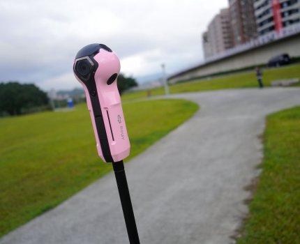 首創六鏡頭 Rogy 360 ,Made in Taiwan 的高畫素 360 相機