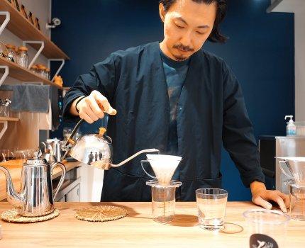 山田珈琲店|台大公館|來杯文青手沖的好咖啡