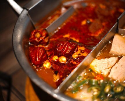 青花驕|台北中山|椒中魁首花椒鍋物,王品麻辣鍋參戰