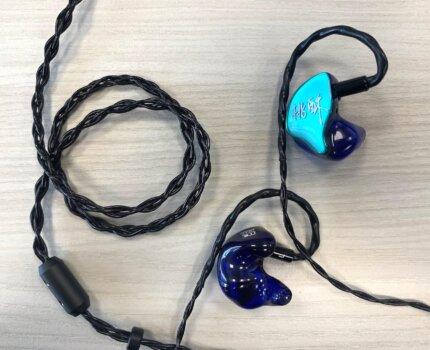 Morear meX | 圈鐵客製耳機 |100小時開箱聽感分享